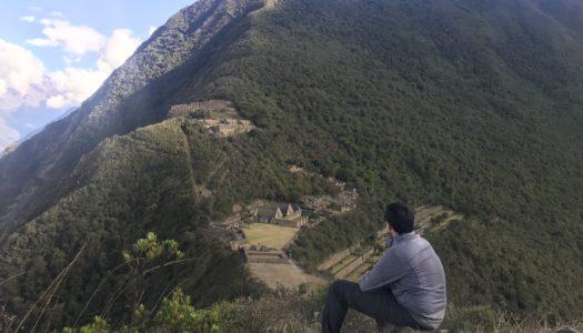 Choquequirao – 4 dias de trilha para a cidade perdida