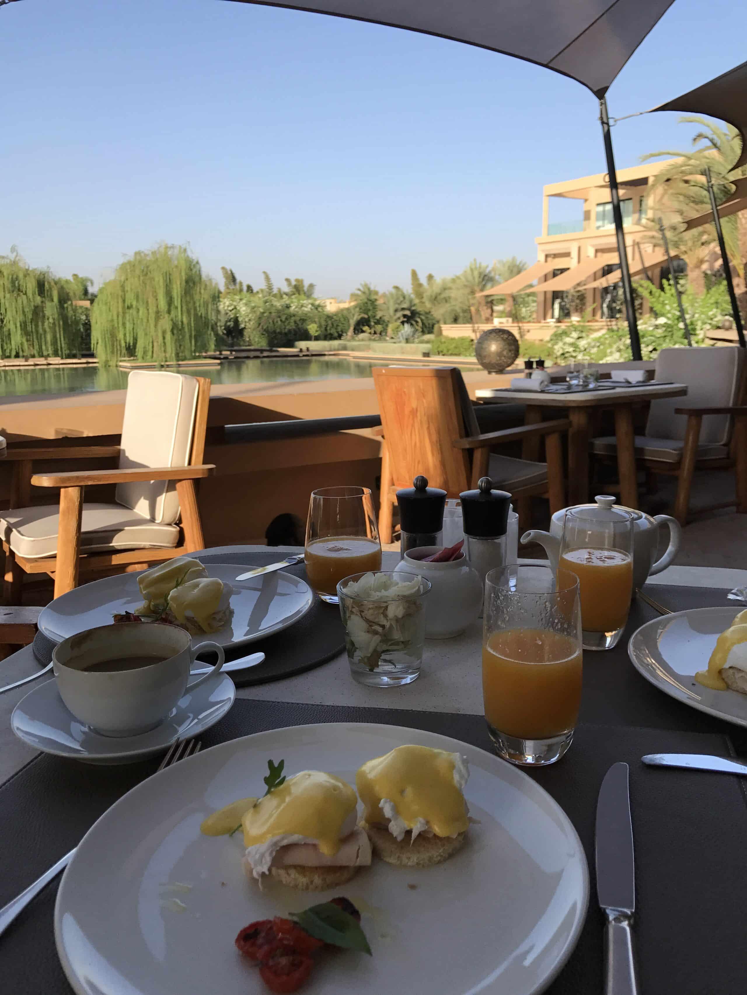 onde ficar em marrakech mandarin oriental Foto: Luis Felipe Di Mare