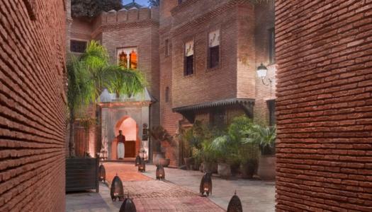 Onde ficar na Medina de Marrakech : La Sultana Marrakech