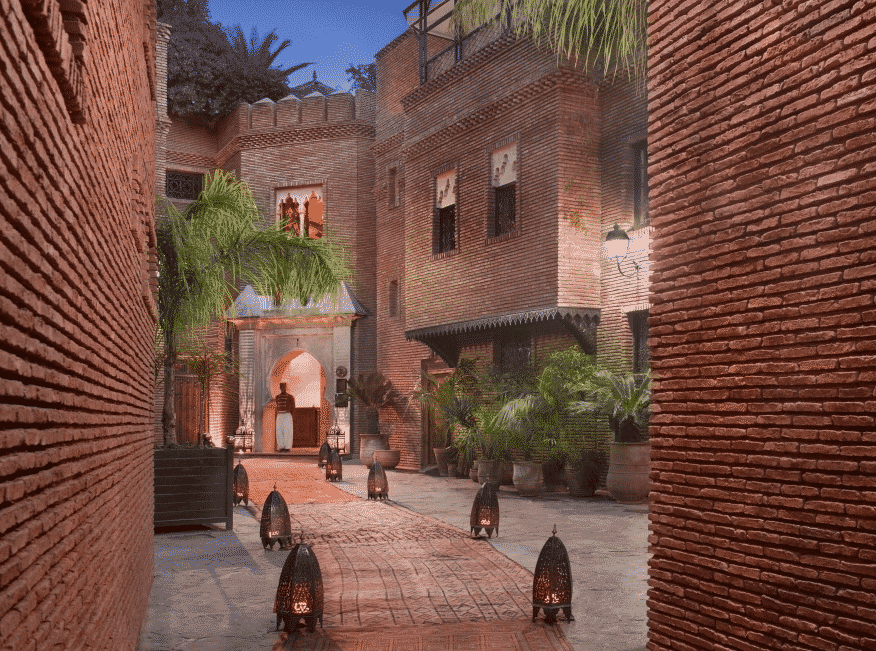 onde ficar na medina em marrakech Foto: Luis Felipe Di Mare