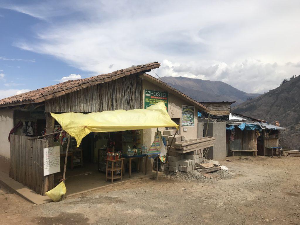 restaurante localizado em Capuliu