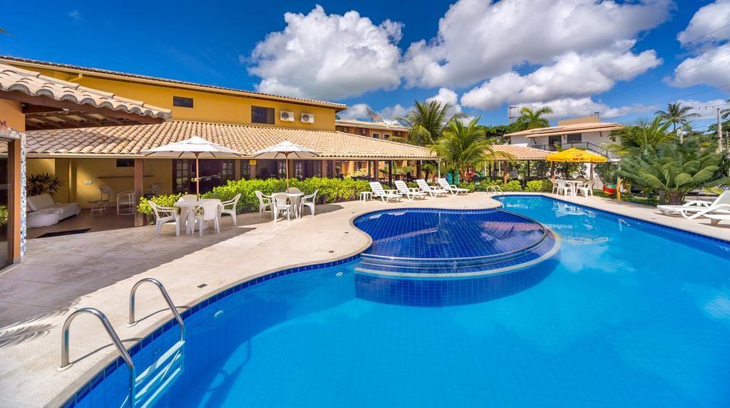 Hotel Porto Geraes em Porto Seguro