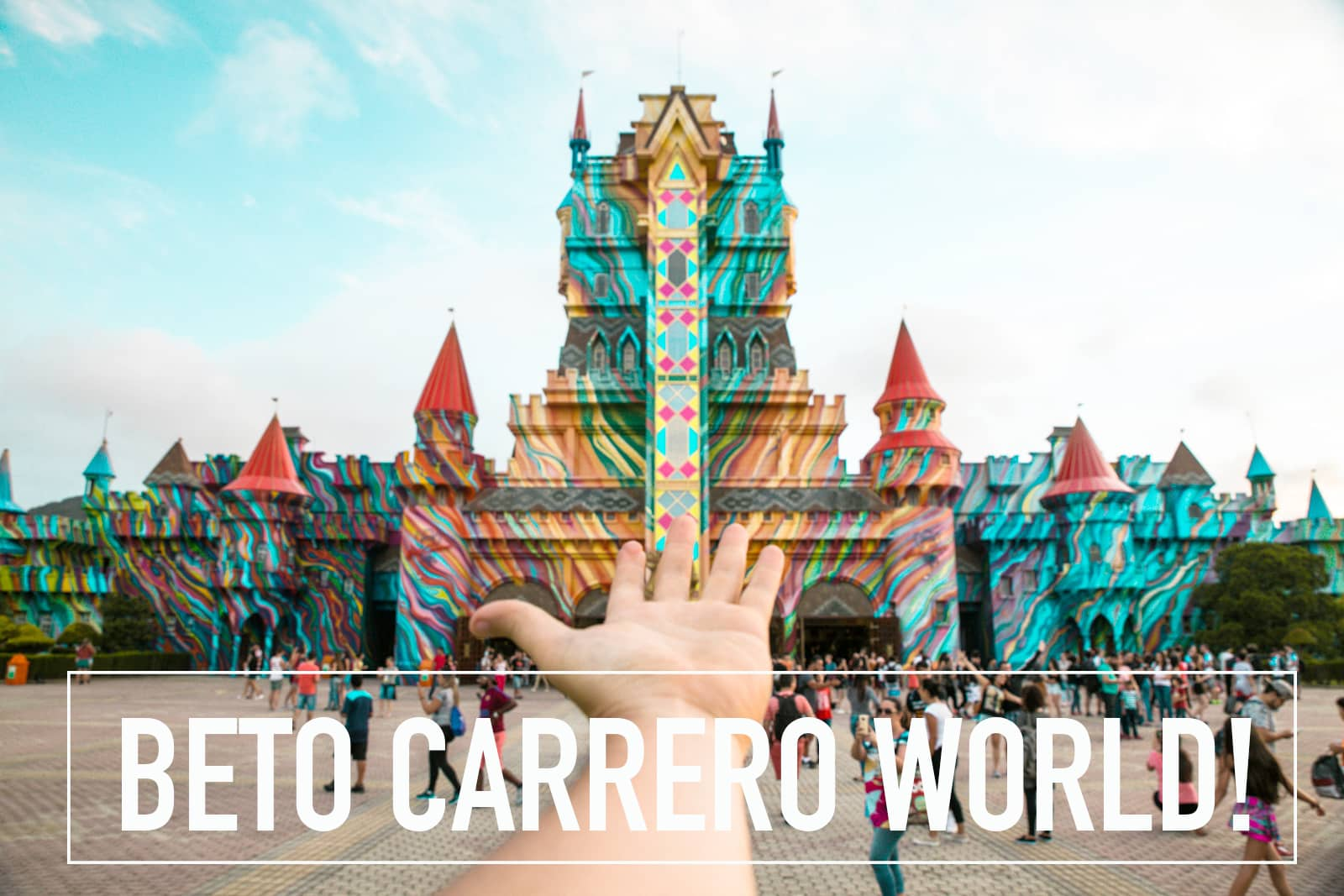 CONHEÇA O BETO CARRERO WORLD