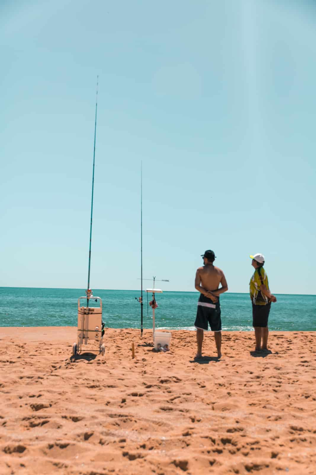 Praia das Taquaras - Foto: Diego Imai