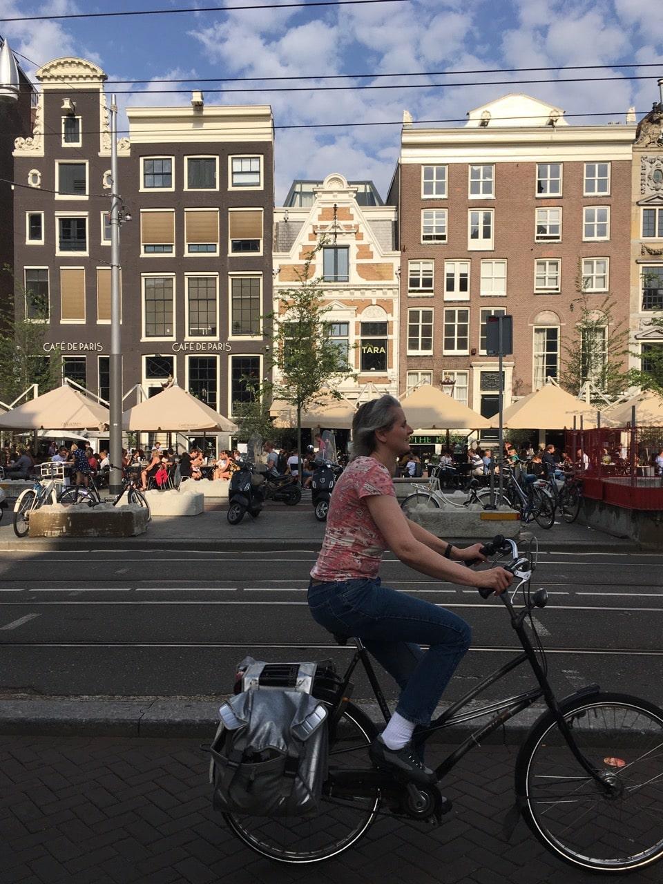 como se locomover em amsterdam