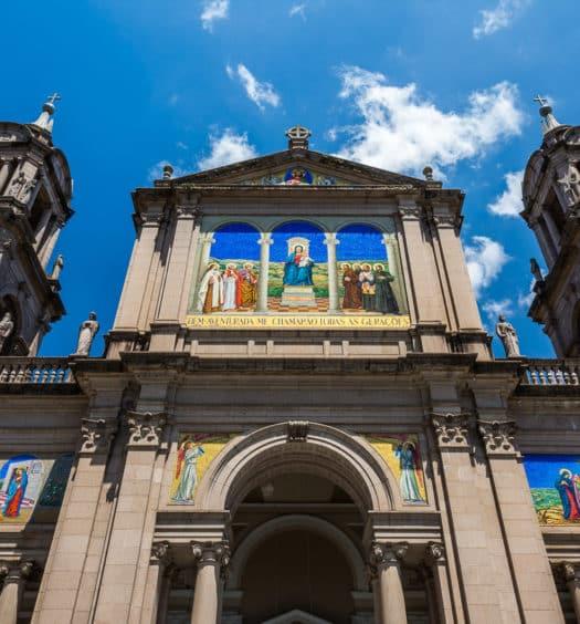 catedral metropolitana em porto alegre