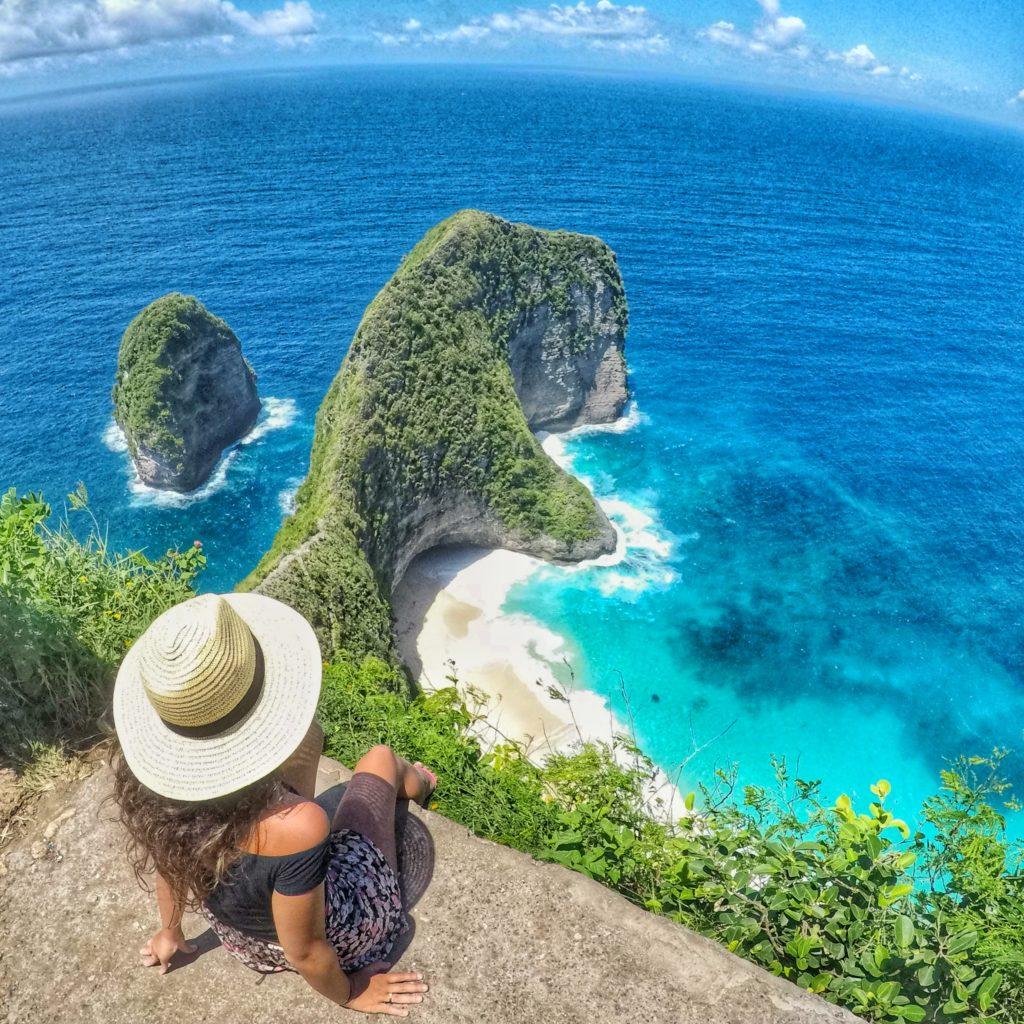 Klingking Beach: O guia completo de Nusa Lembongan, Nusa Cenida e Nusa Penida, em Bali
