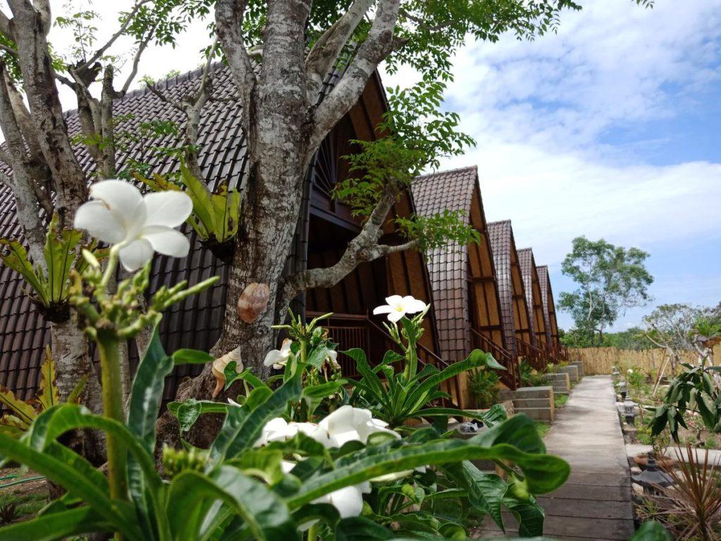 Bataran Garden Cottage, onde se hospedar em Nusa Penida
