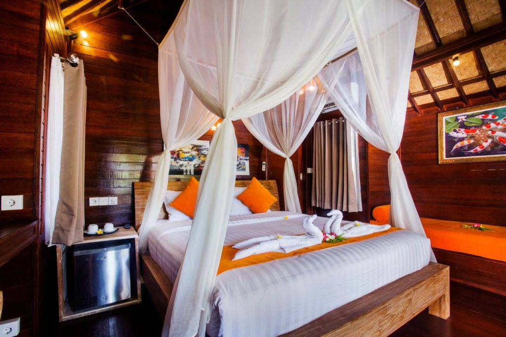 Onde se hospedar em Nusa Lembongan, Indonésia