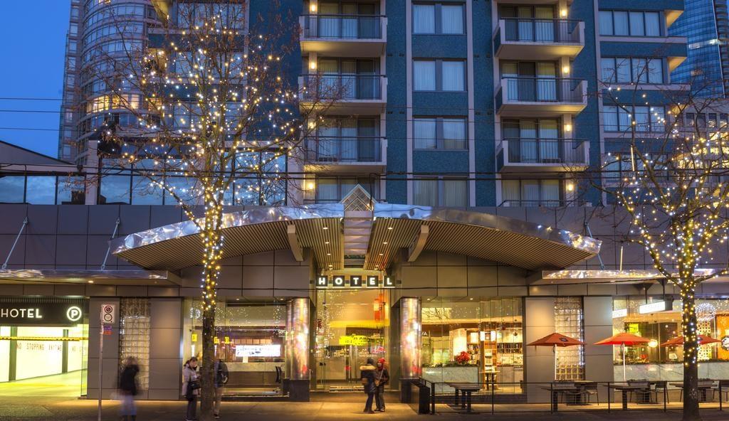 Blue Horizon Hotel, diárias custo-benefício e vista para o mar, no coração de Downtown - o que fazer em Vancouver