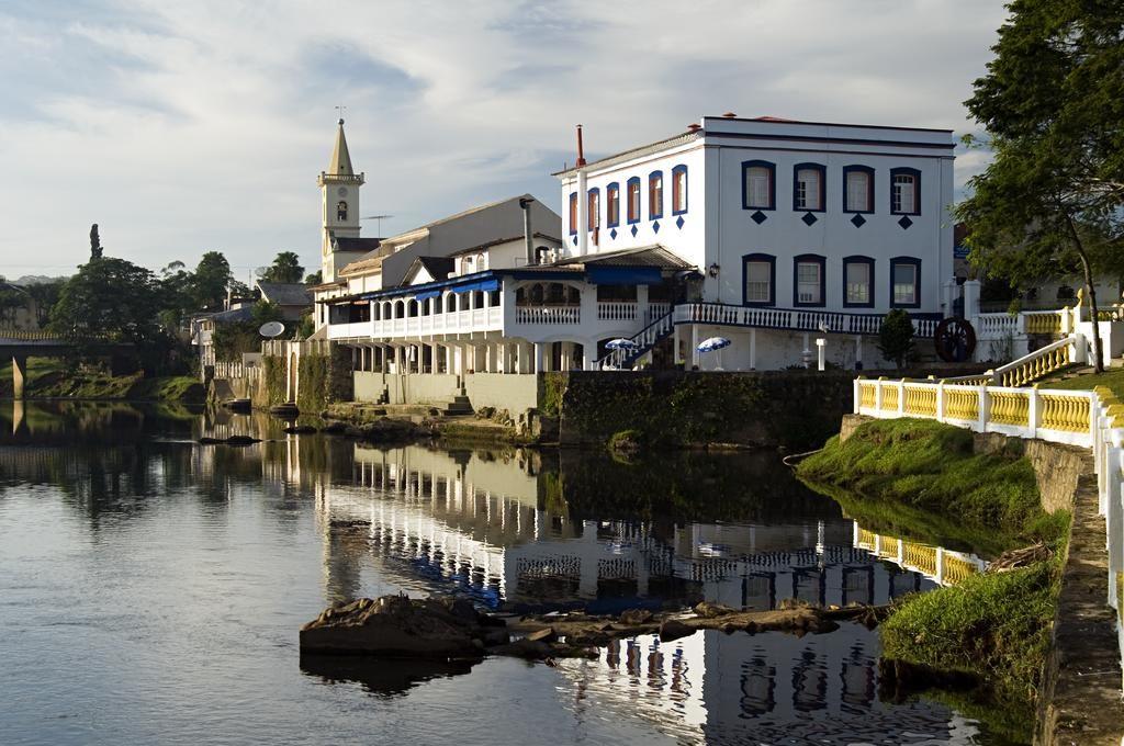 Nhundiaquara Hotel- uma das pousadas mais charmosas de Morretes