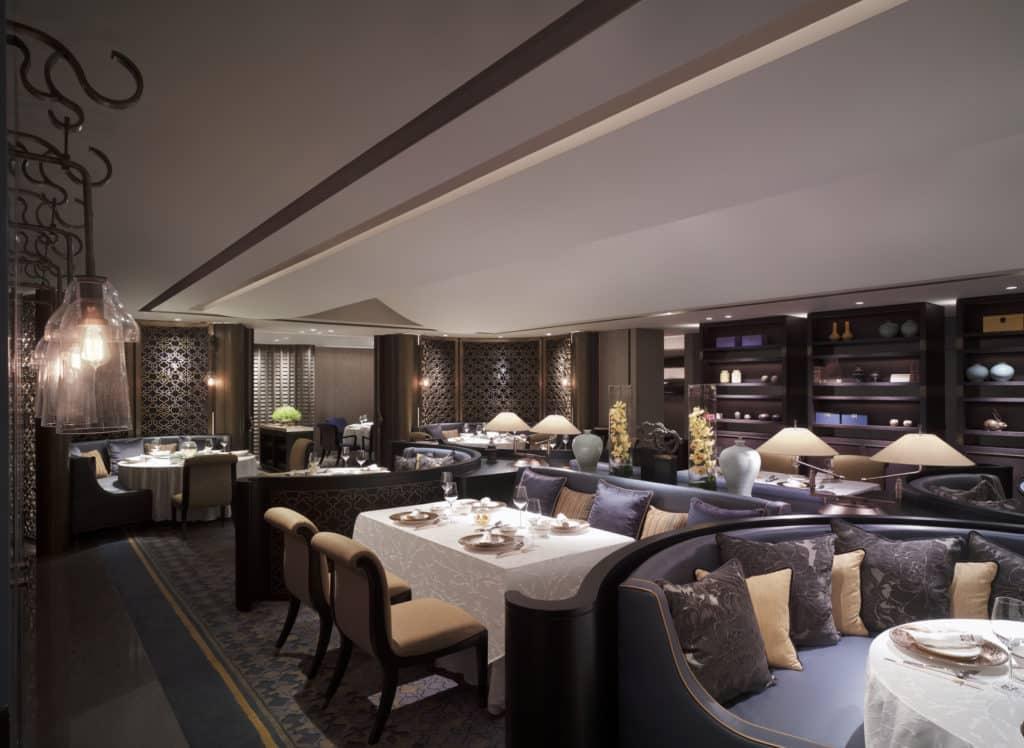 Shang Palace Restaurant - Shangri-la Bosphoro Hotel