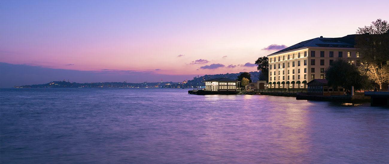 Shangri-la Bosphorus Hotel
