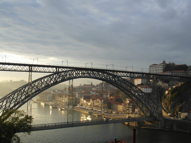 O que fazer em Porto Portugal - Ponte Dom Luis I