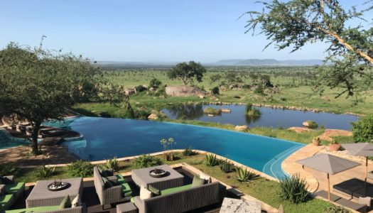 Four Seasons Safari Lodge Serengeti, Tanzânia