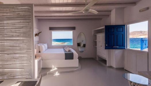 Onde ficar na Ilha de Milos, na Grécia: Perla Rooms