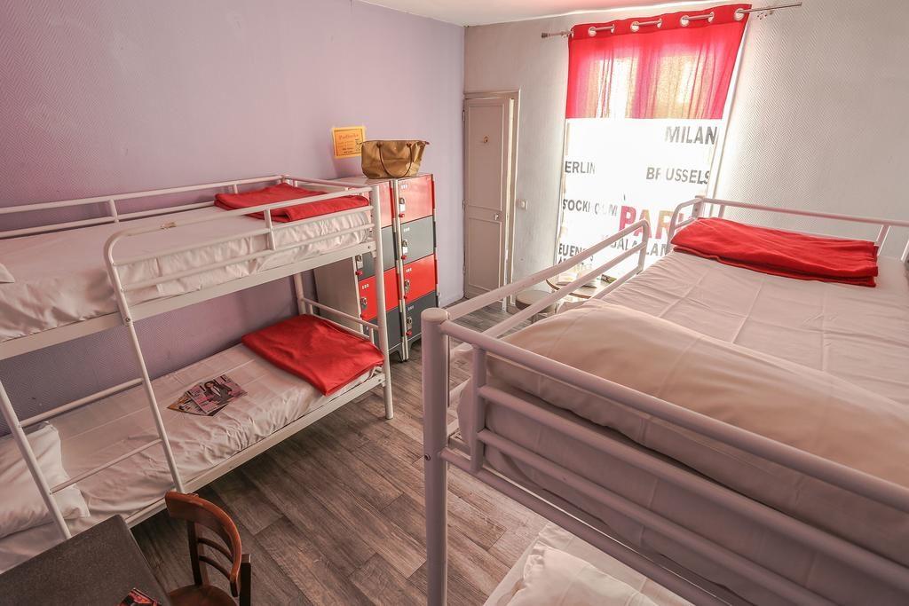 onde se hospedar em Paris - hostel Young and Happy - uma boa opção onde se hospedar em Paris no Quartier Latin