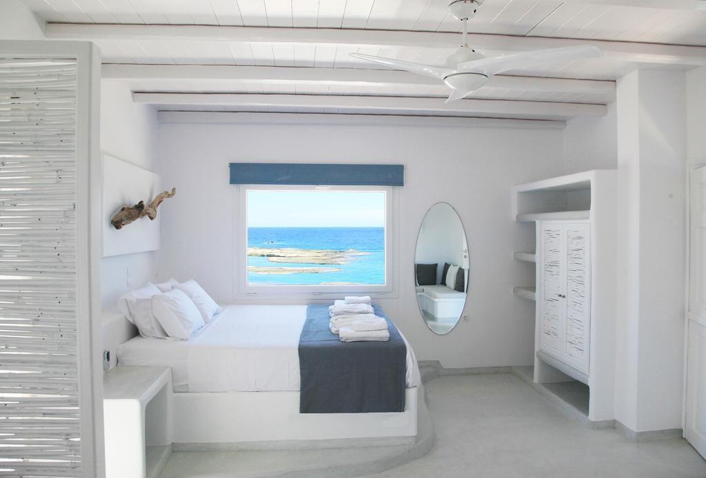 Onde ficar em Milos Grecia - Perla Rooms