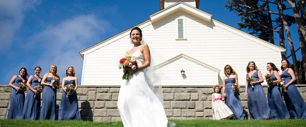 Onde casar Sausalito, Califórnia