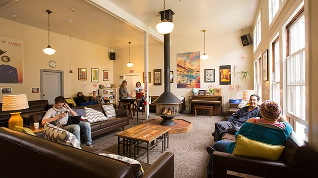Hostle em San Francisco, California