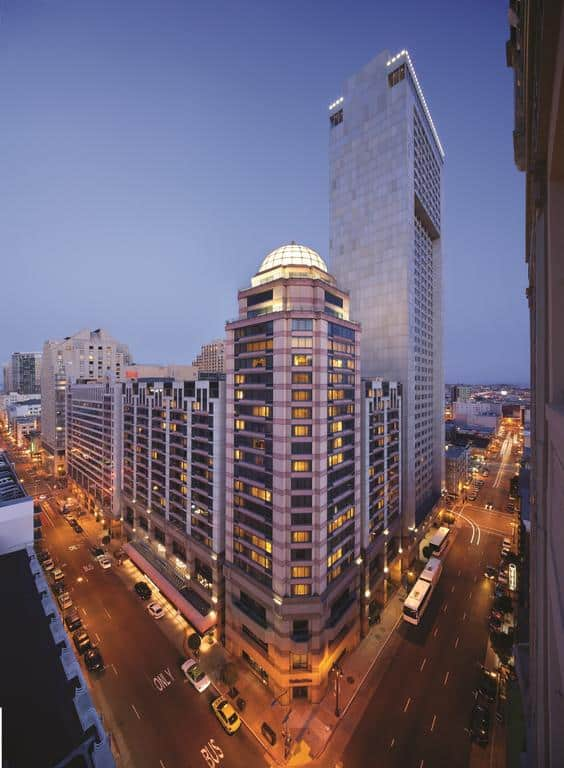 Hilton Union Square - Onde ficar San Francisco, Califórnia