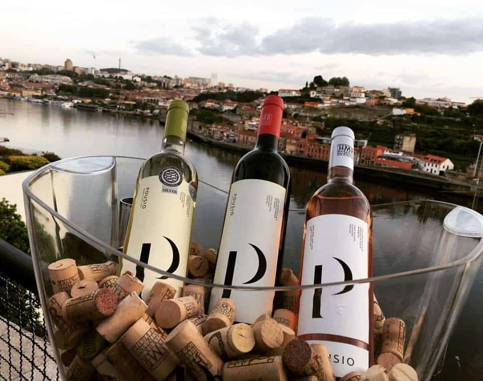 Miradouro Ignez em Porto, Portugal