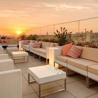Lounge PortoBello Rooftop em Porto, Portugal