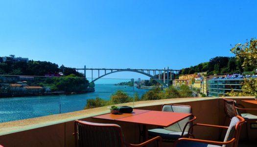 Melhores Rooftops e Bares da cidade do Porto em Portugal