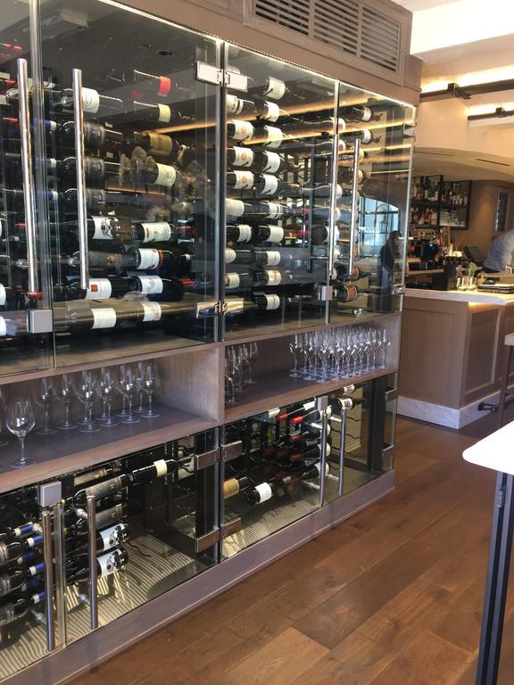 Restaurante Convivo no Santa Barbara Inn