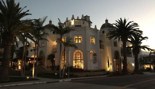 Hotel Santa Barbara Inn, na Califórnia