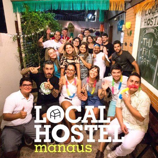 Local Hostel em Manaus
