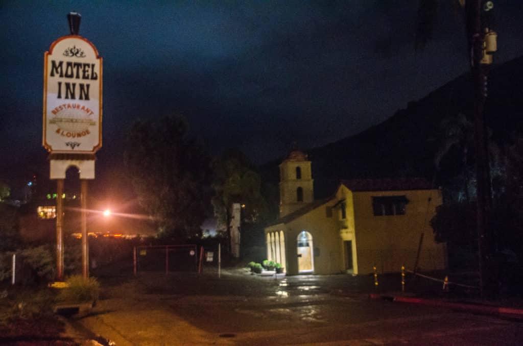 Primeiro motel - San Luis Obispo