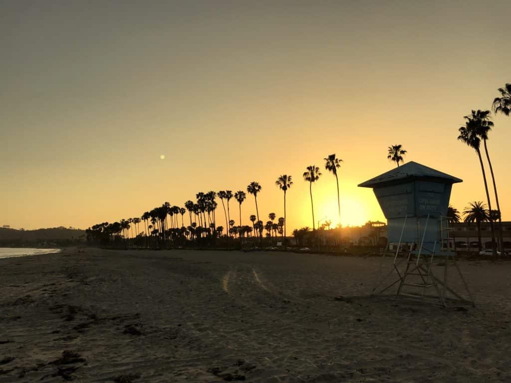 Onde ficar em Santa Bárbara - Hotel Santa Barbara Inn