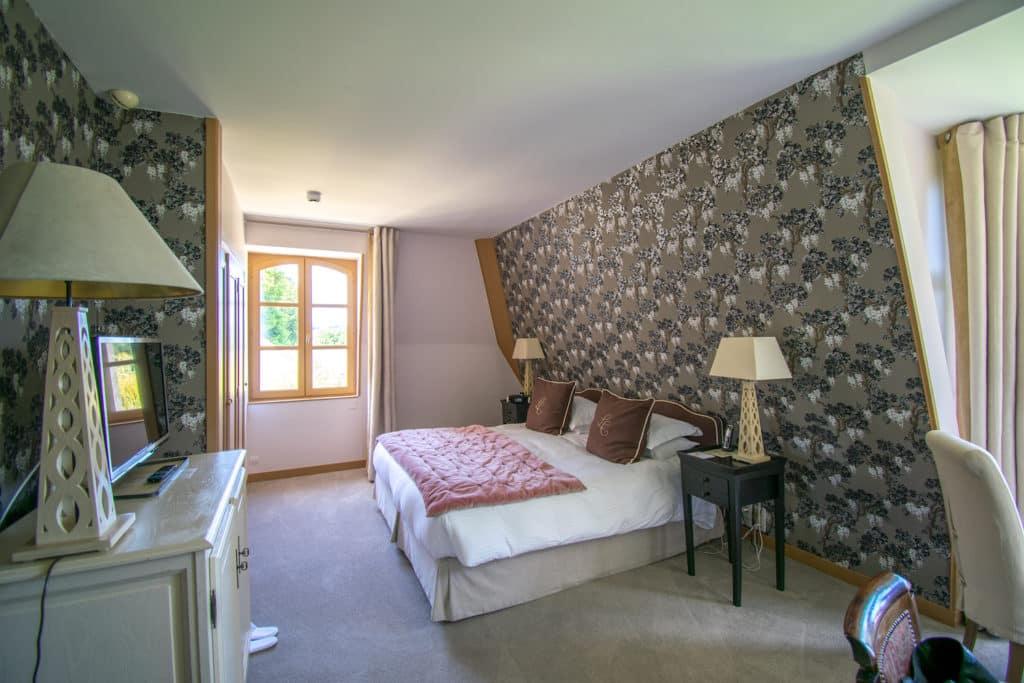 Onde ficar na regiao de Normadia - Château La Chenevière