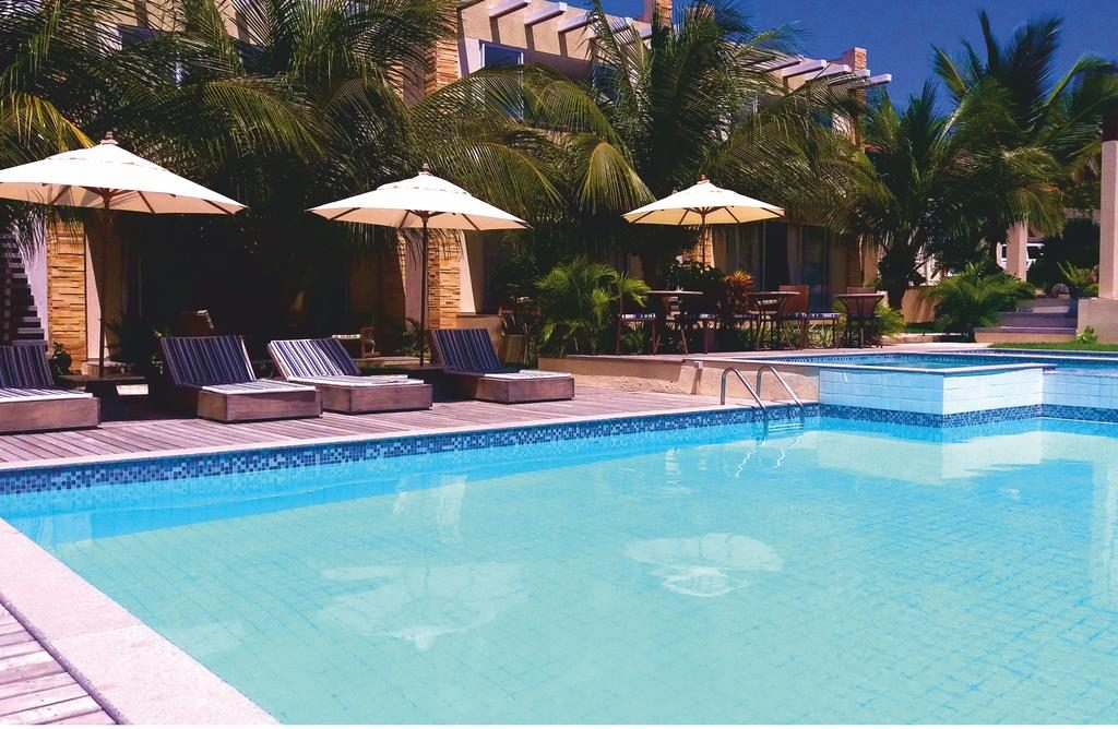 Pousadas em Canoa Quebrada - Ravenala Hotel Boutique