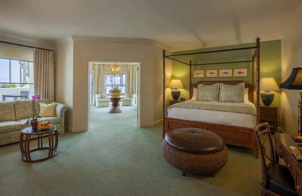 Santa Babara Inn - detalhes do quarto
