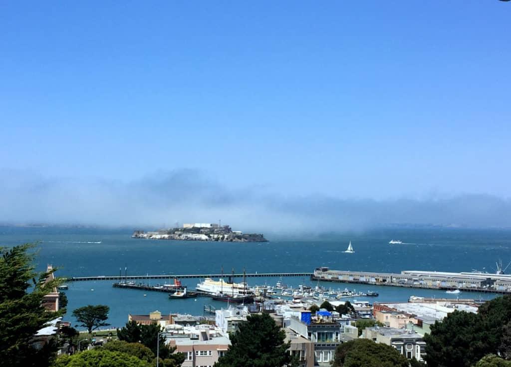 O que fazer em San Francisco California - Alcatraz