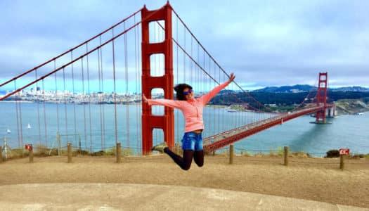 Ponte Golden Gate em San Francisco – onde tirar as melhores fotos