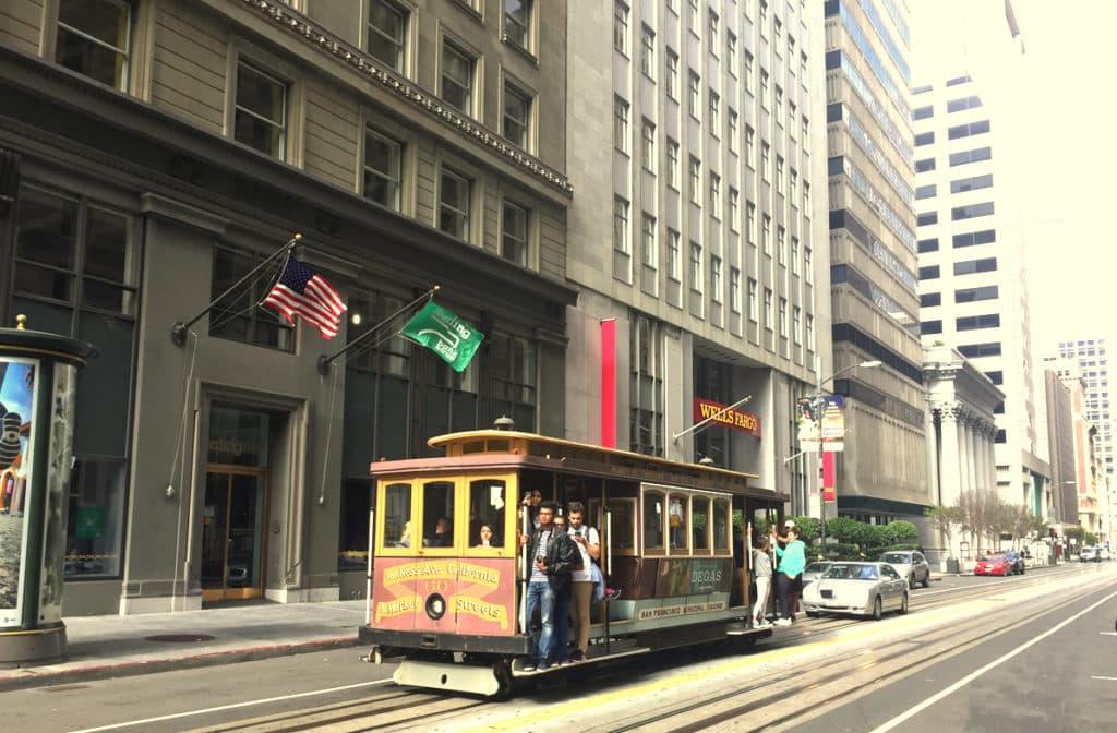 O que fazer em San Francisco - Cable Car