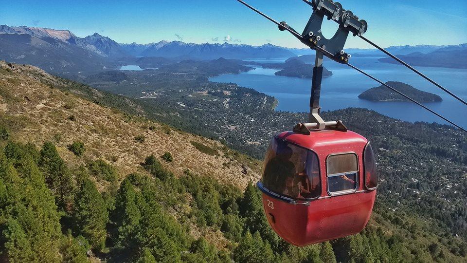 passagem aereas para Bariloche - Cerro Otoo