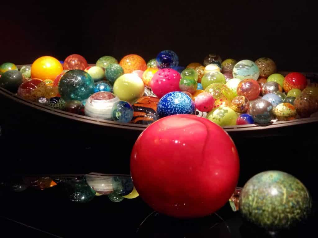 chihuly galeria