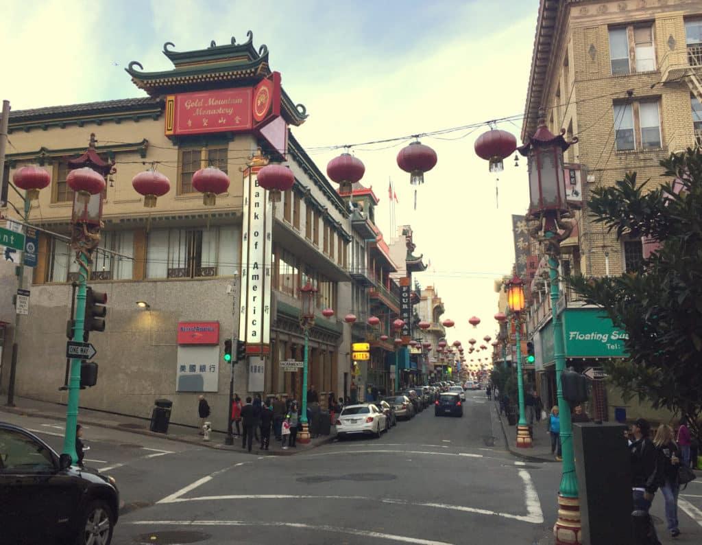 O que fazer em San Francisco - Chinatown
