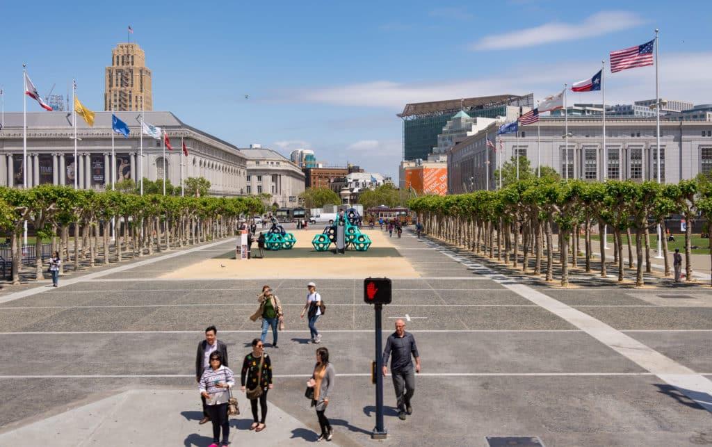 O que fazer em San Francisco - Civic Center