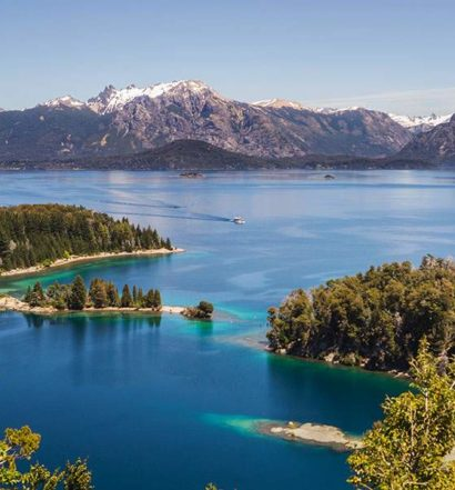 O que fazer em Bariloche - Isla Victoria