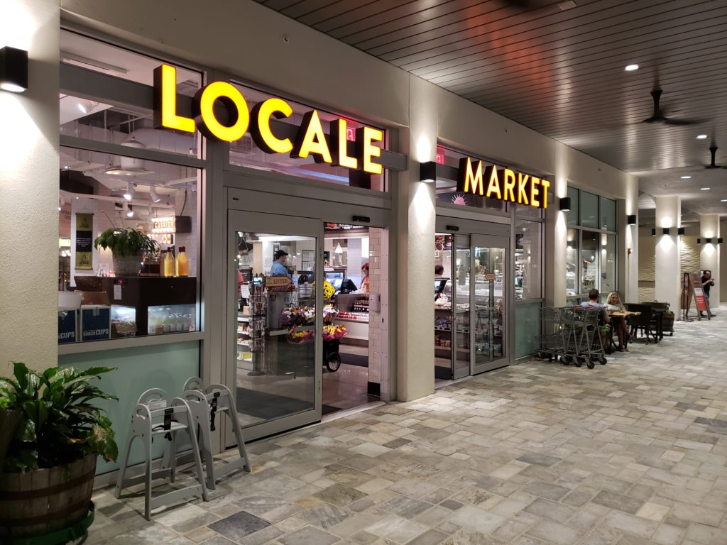 Locale Market em Clearwater