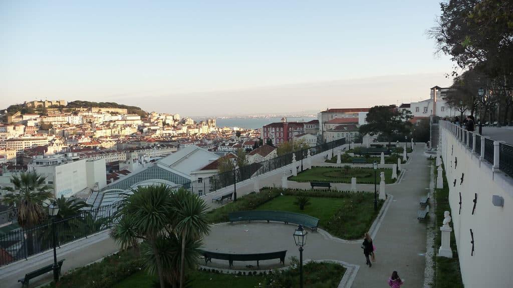O que fazer em Lisboa | Dicas de Viagem - Miradouro