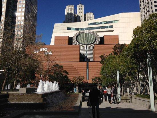 Museus em San Francisco - MOMA