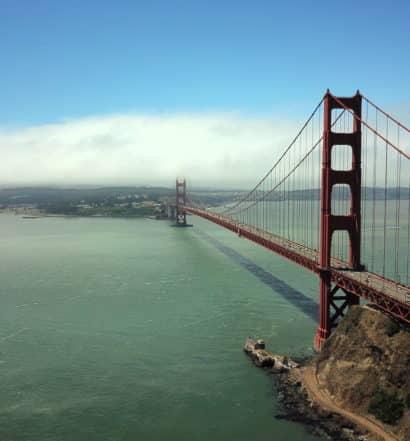 O que fazer em San Francisco - Ponte Golden Gate