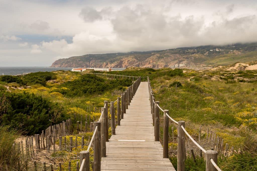 O que fazer em Lisboa | Dicas de Viagem - Praia do Guincho