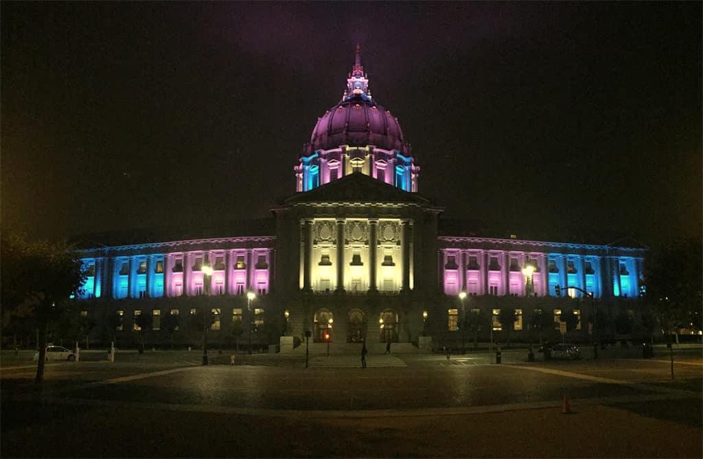 O que fazer em San Francisco - City Hall